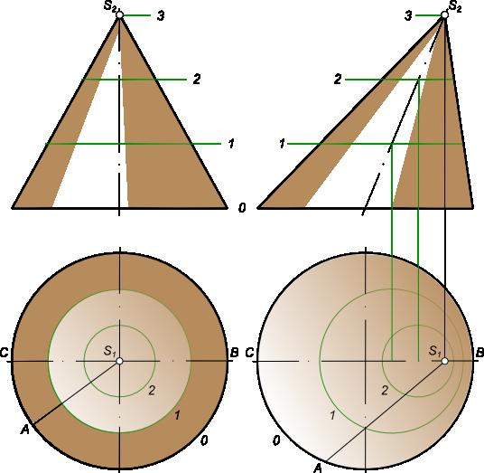 Начертательная геометрия решение задач на поверхности банк задач с решениями по финансовой математике