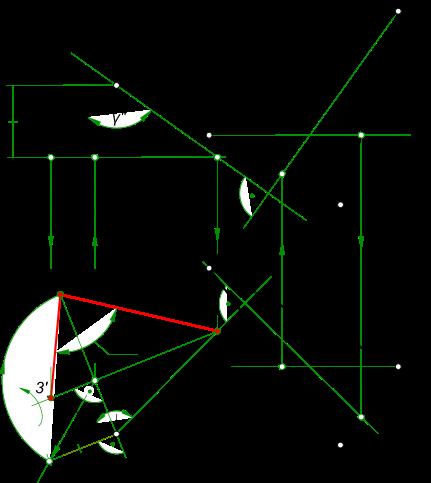 Найти угол между прямой и плоскостью